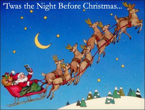 Night Before Christmas story