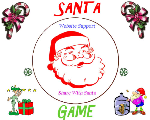 Please support this Santa Website